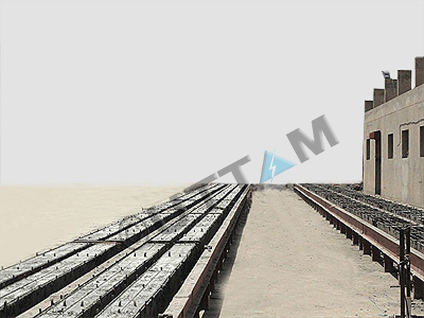 Prestressed Concrete Pole Gallery