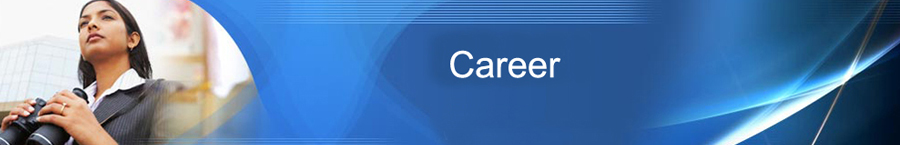 Career Page Header